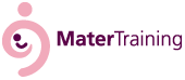 Mater Training Retina Logo