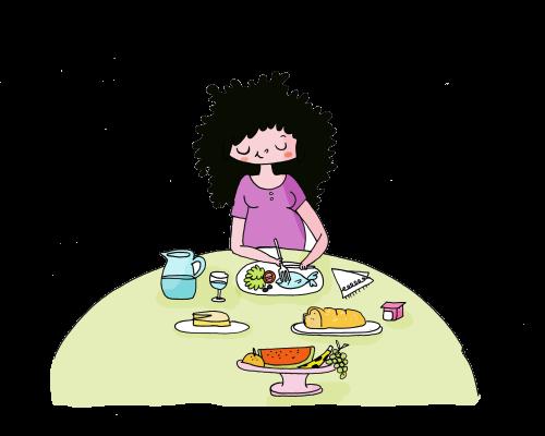 Ir al ba o durante el embarazo una odisea mater training - Dieta para ir al bano ...